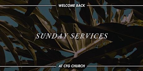 CFG Sunday Service | 11AM tickets