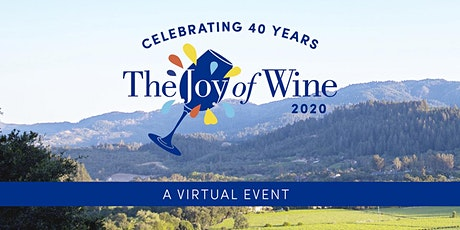 Joy of Wine Virtual Event tickets