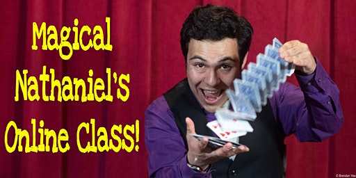 Magical Nathaniel's July 3rd Summer Workshop - Full Day!