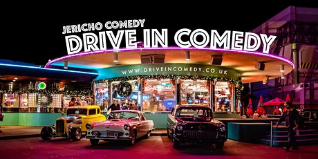 Jericho Comedy Drive In, at The Oxford Artisan Distillery tickets
