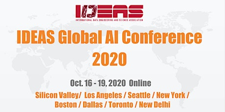 2020 IDEAS Global AI Conference-Online tickets