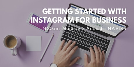 WORKSHOP: Getting Started with Instagram for Business tickets