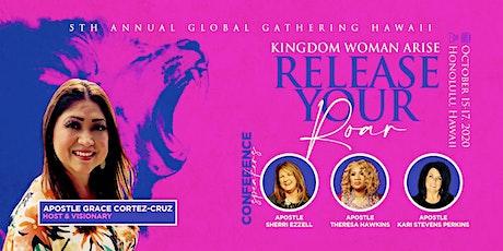 Release Your Roar Global Gathering Hawai'i tickets