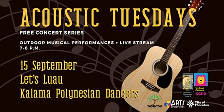 Acoustic Tuesdays: Kalama Polynesian Dancers tickets