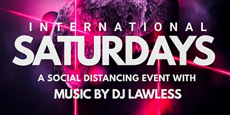 International Saturdays tickets