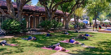 Outdoor Farmers Market Yoga in Santa Clara tickets
