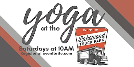 Yoga at the Lakewood Truck Park tickets