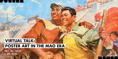 Virtual Talk: Poster Art in the Mao Era tickets