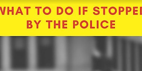 What To Do If Stopped By Police tickets