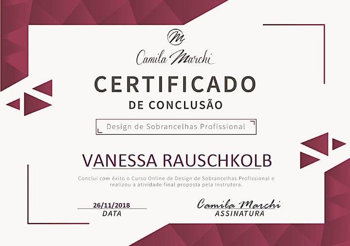Imagem do evento Curso de designer de Sobrancelhas em Londrina