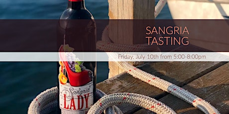 Sangria Tasting with The Sangria Lady tickets