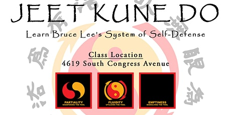 Austin Jeet Kune Do Self Defense tickets