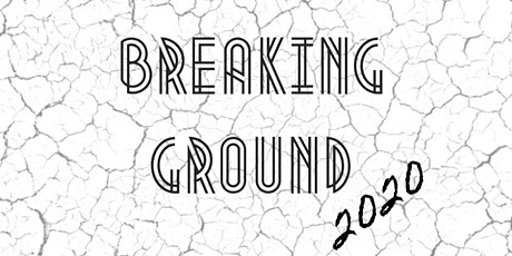 BREAKING GROUND CONFERENCE 2020 tickets