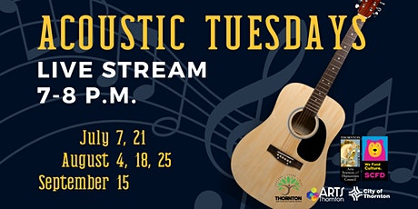 LIVE STREAM Acoustic Tuesdays Concert Series tickets