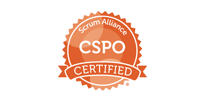 Certified Scrum Product Owner Training (CSPO)-Virtual,  20 & 21 April image
