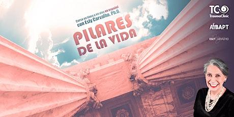 Pilares de la vida – Protocolo EMDR (en español) tickets