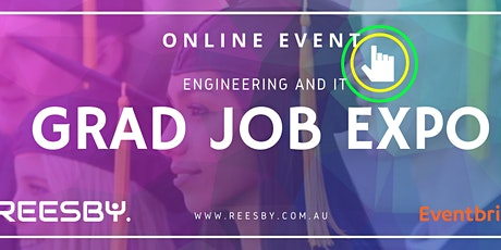 Virtual Volunteer at the Graduate Engineering & IT Careers Expo (Online) tickets