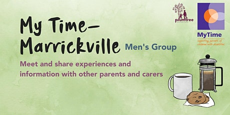 My Time- Men's Group • Online tickets