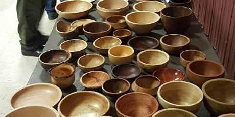 Wooden bowl class. Intro to woodturning with Carlos Angulo tickets