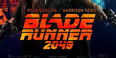 Blade Runner 2049 (2017) tickets