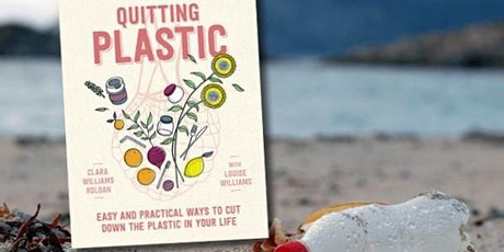 AUTHOR TALK: Quitting Plastic - How to swim against the global plastic tide tickets