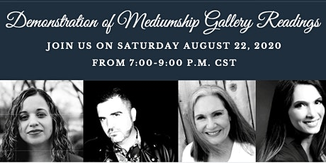 Demonstration of Mediumship with Four Mediums  tickets