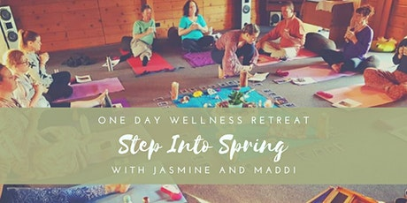 Step into Spring - Day Retreat tickets