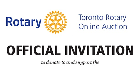 Toronto Rotary Online Auction tickets