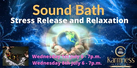 Sound Bath for Stress Release and Relaxation tickets