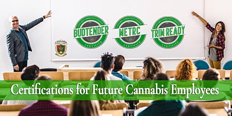 New Jersey Cannabis Training, Compliance and Standard Operating Procedures tickets