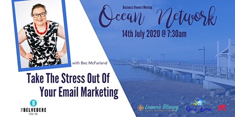 Ocean Network VIRTUAL Meetup July tickets