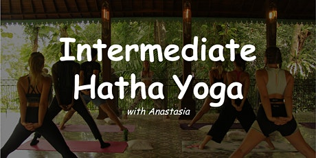 Intermediate Hatha Yoga tickets