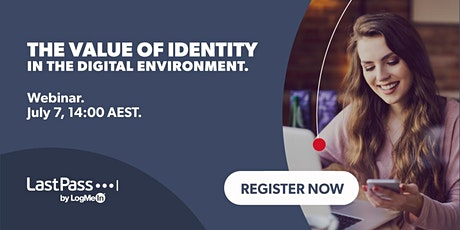 #CyberSecurity. The Value of Identity in the Digital Environment tickets