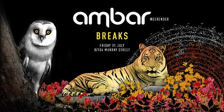 Ambar Weekender: Friday Breaks tickets