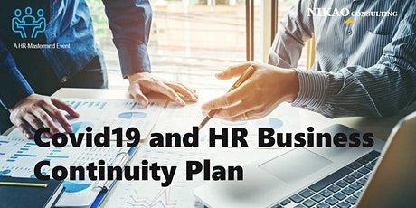 HR Mastermind: Covid19 and HR Business Continuity Plan entradas