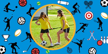 Games & Sports - Session 2 (9 to 16 years) tickets