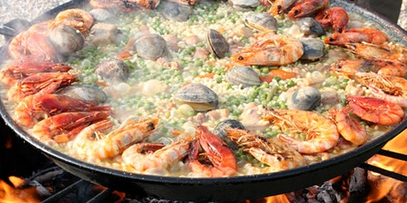 Make Tapas and Paella with chef  Rosa in Spain : Interactive Online Class tickets