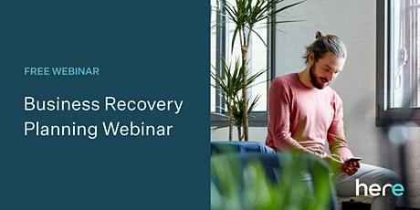 Webinar: Business Recovery Planning tickets