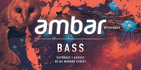 Ambar Weekender: Saturday Bass tickets
