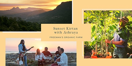 Sunset Kirtan at Freeman's Organic Farm tickets