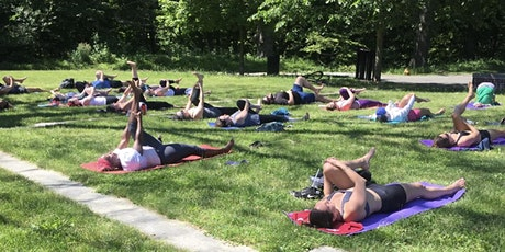Yoga at Jamaica Pond tickets