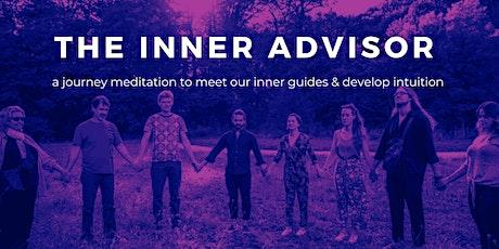 AWAKEN YOUR INNER ADVISORS  - Inner Journey Meditation (Monthly) tickets