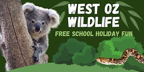 SOLD OUT// Forest Lakes - West Oz Wildlife // Free School Holiday Fun tickets