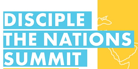Disciple the Nations Summit 2020 tickets