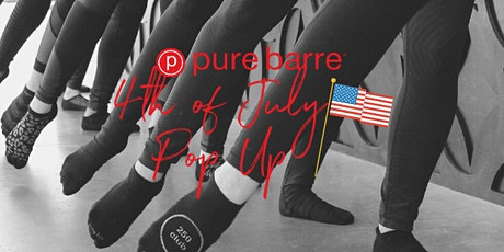 Pure Barre 4th of July Pop-Up @ Gold Medal tickets