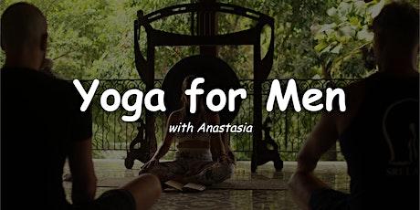 Yoga For Men (Beginner) Tickets