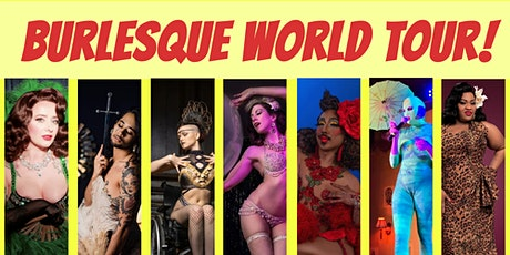 Burlesque World Tour! tickets