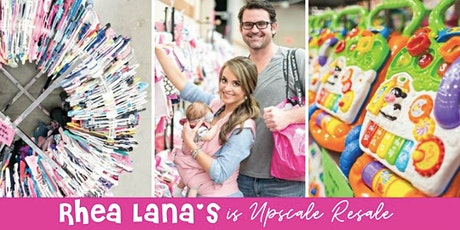 Rhea Lana's Amazing Children's Consignment Event in Northwest Arkansas! tickets