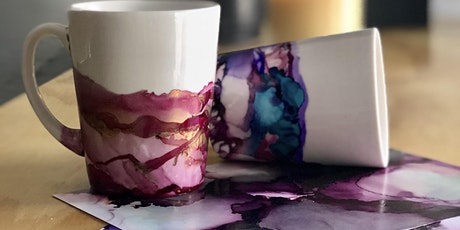 Marbled Mug Workshop tickets