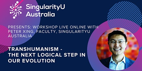 Transhumanism - The Next Logical Step in our Evolution tickets